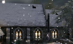 Eglise de Godric's Hollow