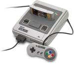 Super Nintendo PAL Model