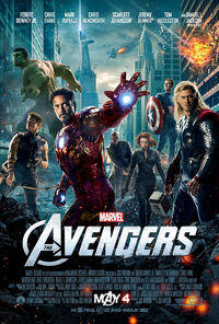 The Avengers (film) poster 011