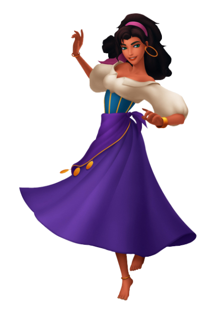 Esmeralda - Disney Wiki