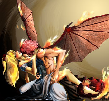 Fire Dragon&#39;s Kiss