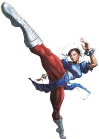 Chun Li Top Ten