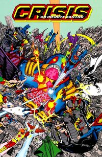 Crisis on Infinite Earths 012