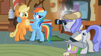 Your Neighborhood Rainbow Dash