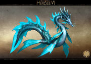 DragonGod Water Shalassa