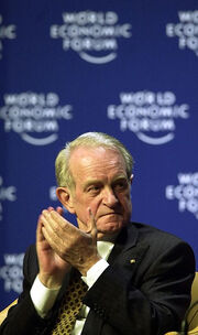Johannes Rau - World Economic Forum Annual Meeting Davos 2000.jpg