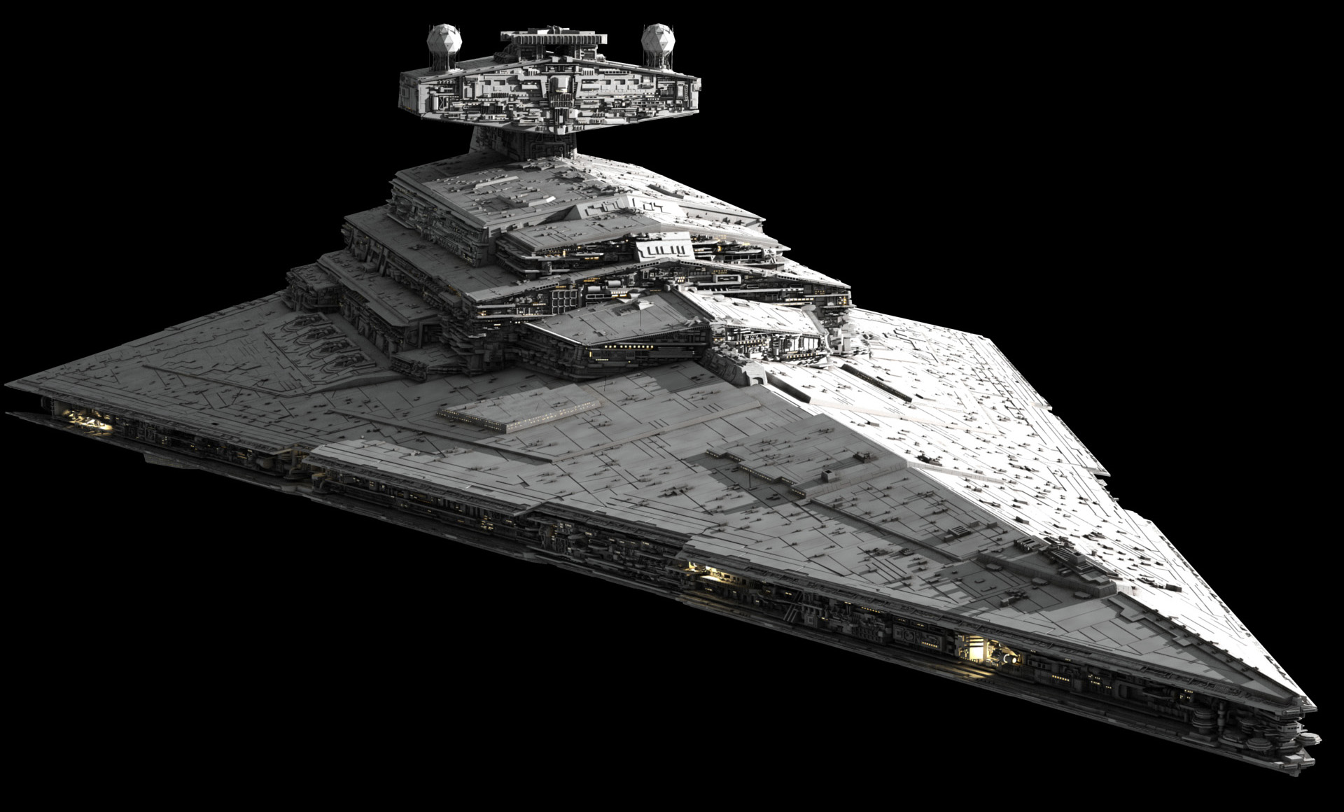 Imperial class star destroyer wookieepedia the star - Vaisseau dark vador ...