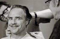 Marlon brando make up