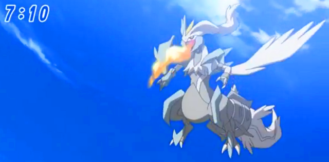 White Kyurem