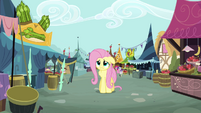 Fluttershy upset S2E19