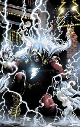 Shazam - New 52