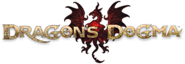 Dragon s dogma logo - single line eu