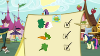Fluttershy&#39;s checklist S2E19