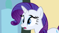 Rarity shocked at New Fluttershy S2E19