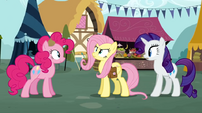 Fluttershy standup S02E19