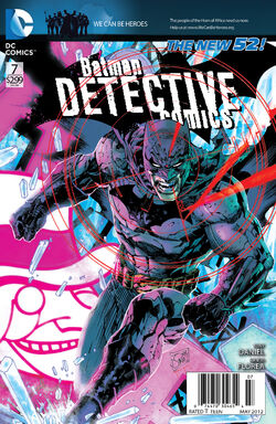 Detective Comics Vol 2-7 Cover-1