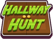 Hallway Hunt Logo