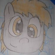 Derpy drawing
