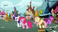 Fluttershy stunned S02E19