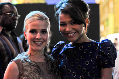 Caroline &amp; Zendaya
