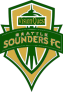 Vision Quest Seattle Sounders FC logo