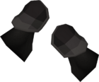Void knight gloves detail