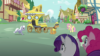Taxi pony S02E19