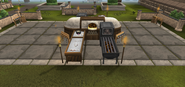 Barbecue tier 1