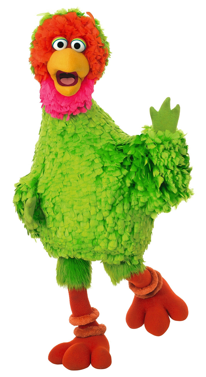 Sesame Street Big Bird Muppet