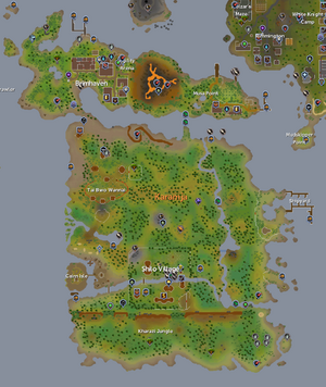 Karamja map new