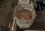 Simple clue Lumbridge left tower chest