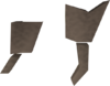 Third-age vambraces detail