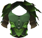 Guthix body detail