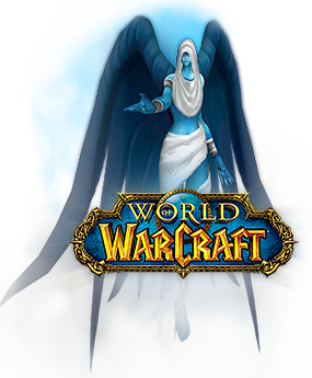 Spirit healer WoW logo