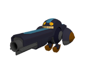 Aero cannon