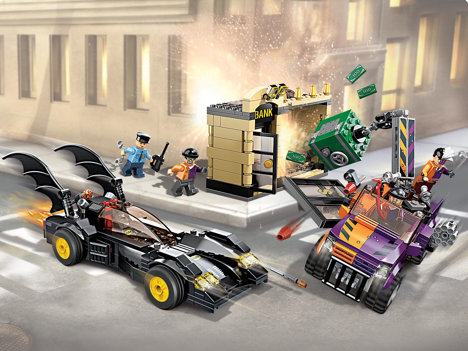 Видео урок: Как сделать Lego Бэтмена своими руками 7