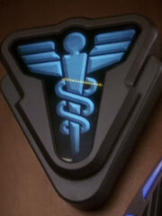 Symbol Krankenstation Deep Space 9