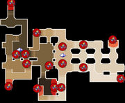 Servants Quarters-spiders-spawns