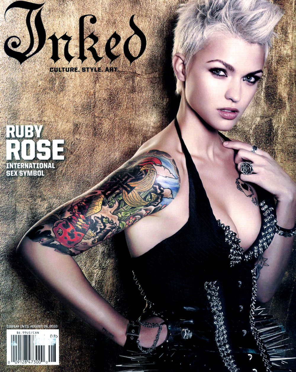 Tattoos magazine uk kim
