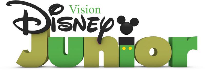 image vision disney juniorpng logopedia the logo and