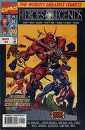 Marvel Heroes &amp; Legends Vol 2 1