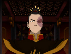 Fire Lord Zuko