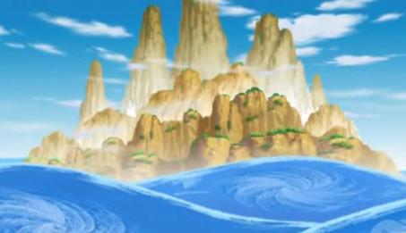 [Free Soul Pirates] Una llegada Explosiva Isla_Kenzan