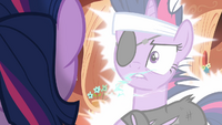 Future Twilight disappearing S2E20