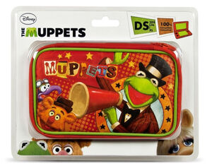 Nintendo-DS-Lite-i-XL-3DS-Case-TheMuppets-Kermit