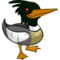 Red Merganser-icon