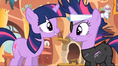 Twilight talking to Twilight 3 S2E20