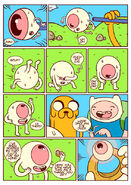 Adventure time comic page 5
