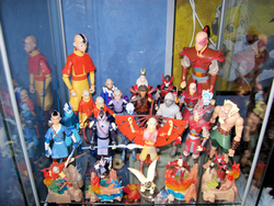 Avatar toy collection