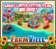 Hawaii Limited Edition Items Loadin Screen